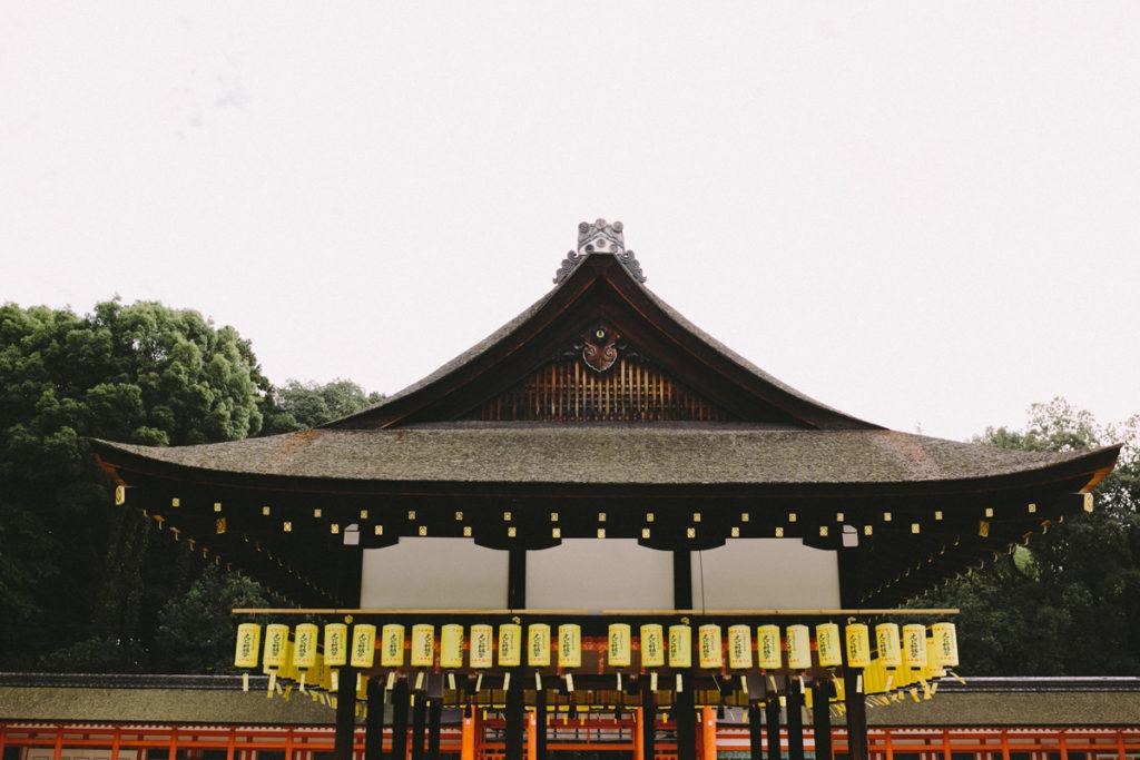 結婚式 写真 ウェディングフォト 下鴨神社